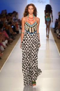 Mara Hoffaman Mercedes Benz Fashion Week 2015