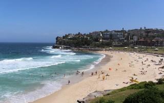 sydney beach vista