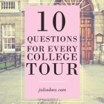 10 Questions You Should Ask on Every College Tour
