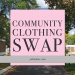 Living Community Clothing Swap