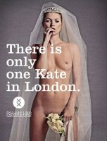there is only one kate in london