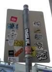 August 2012 Melbourne Poles Signs & Boxes-8