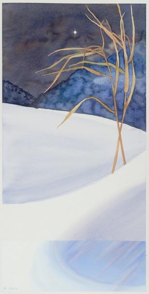 Winter by Julia Jaakola