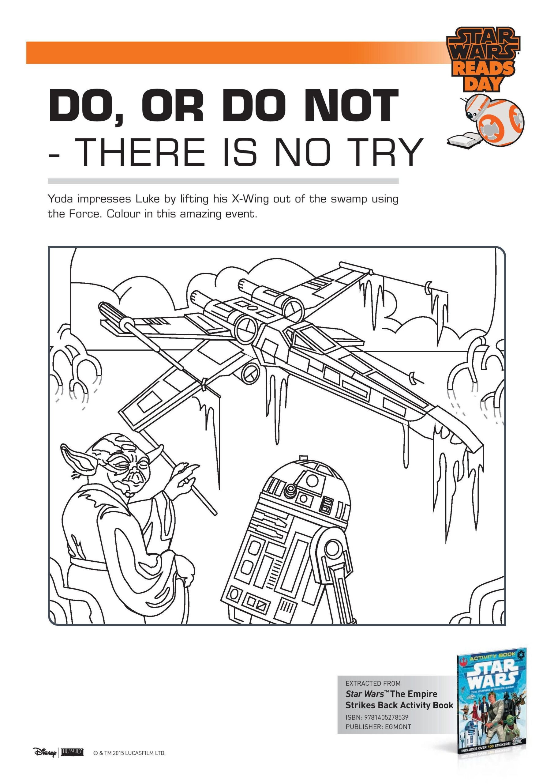 Star Wars Multiplication Worksheets