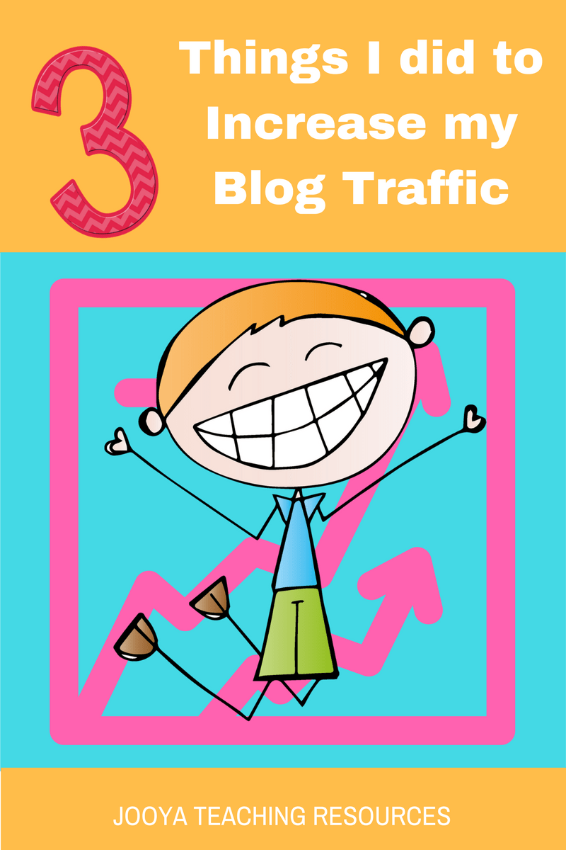 things-i-did-to-increase-my-blog-traffic