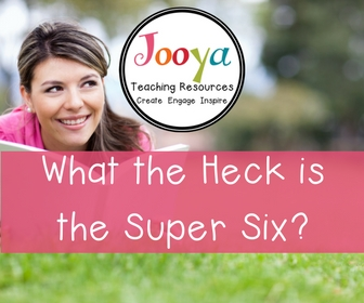 heck super six blog header
