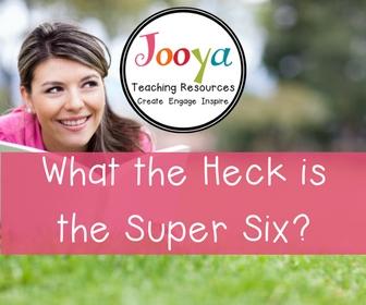 heck super six blog header