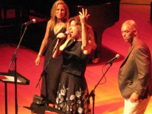 Joni Mitchell Tribute, Strathmore Hall, Rockville MD