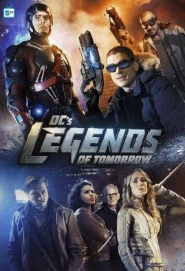 DC's Legends of Tomorrow, the CW