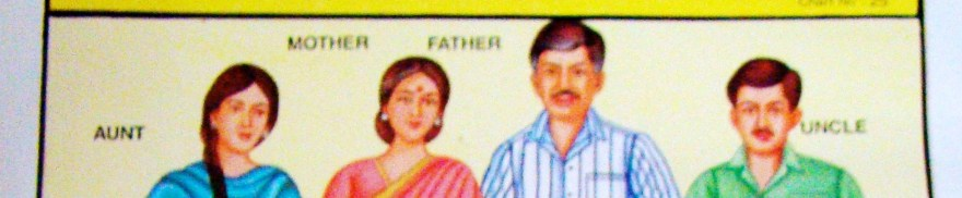 skinny family chart