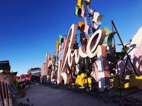 Julia Lee Las Vegas Neon Museum
