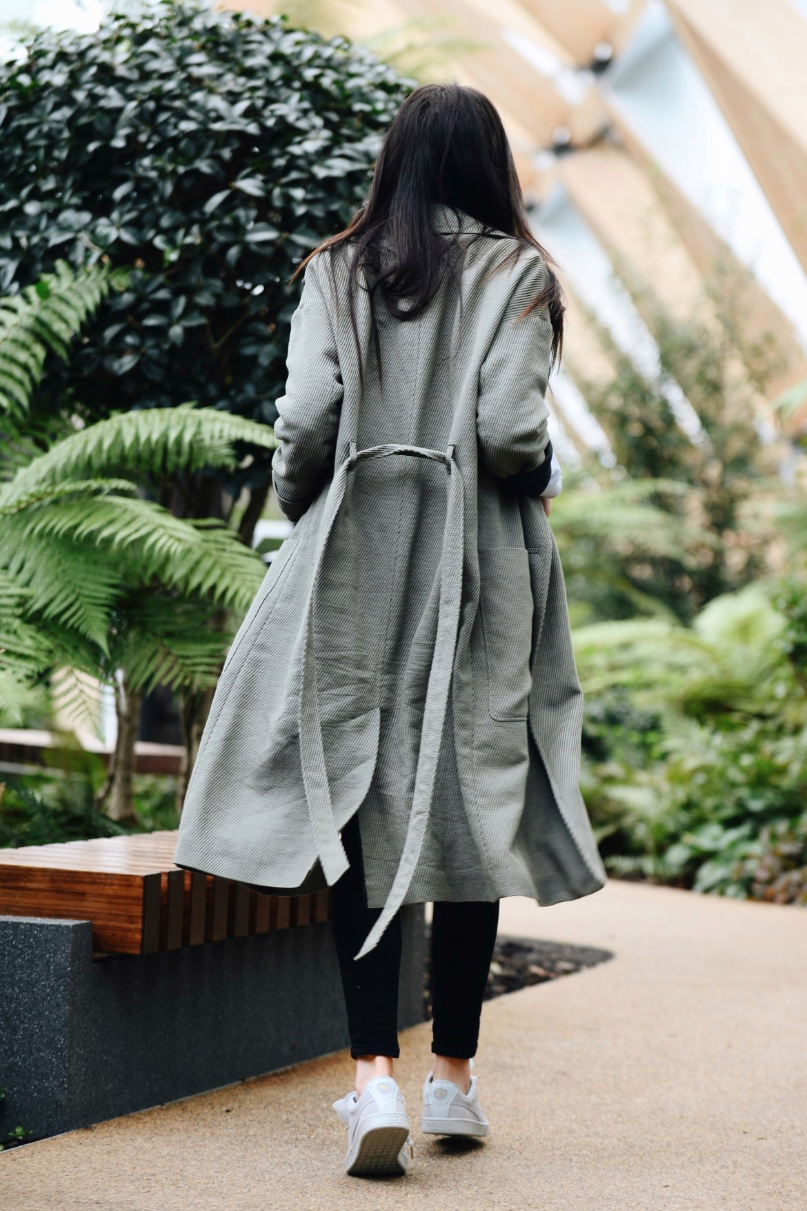 J.Lindeberg trench coat