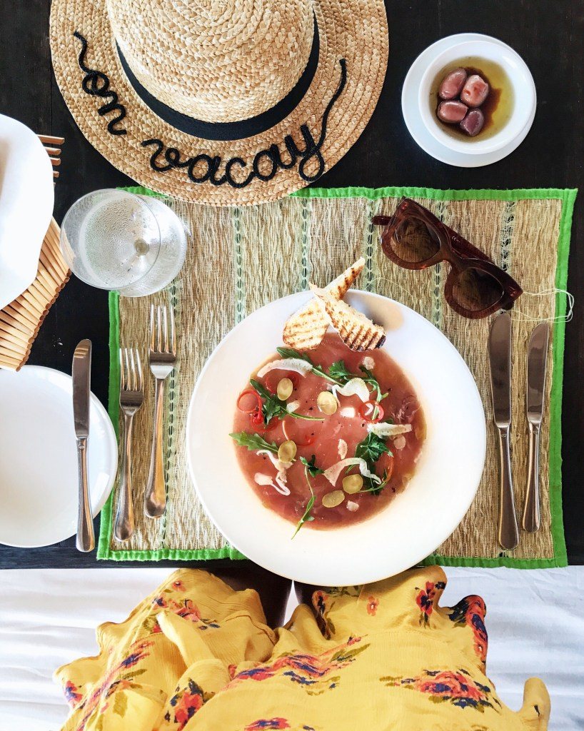 Como Cocoa Island, Ufaa restaurant