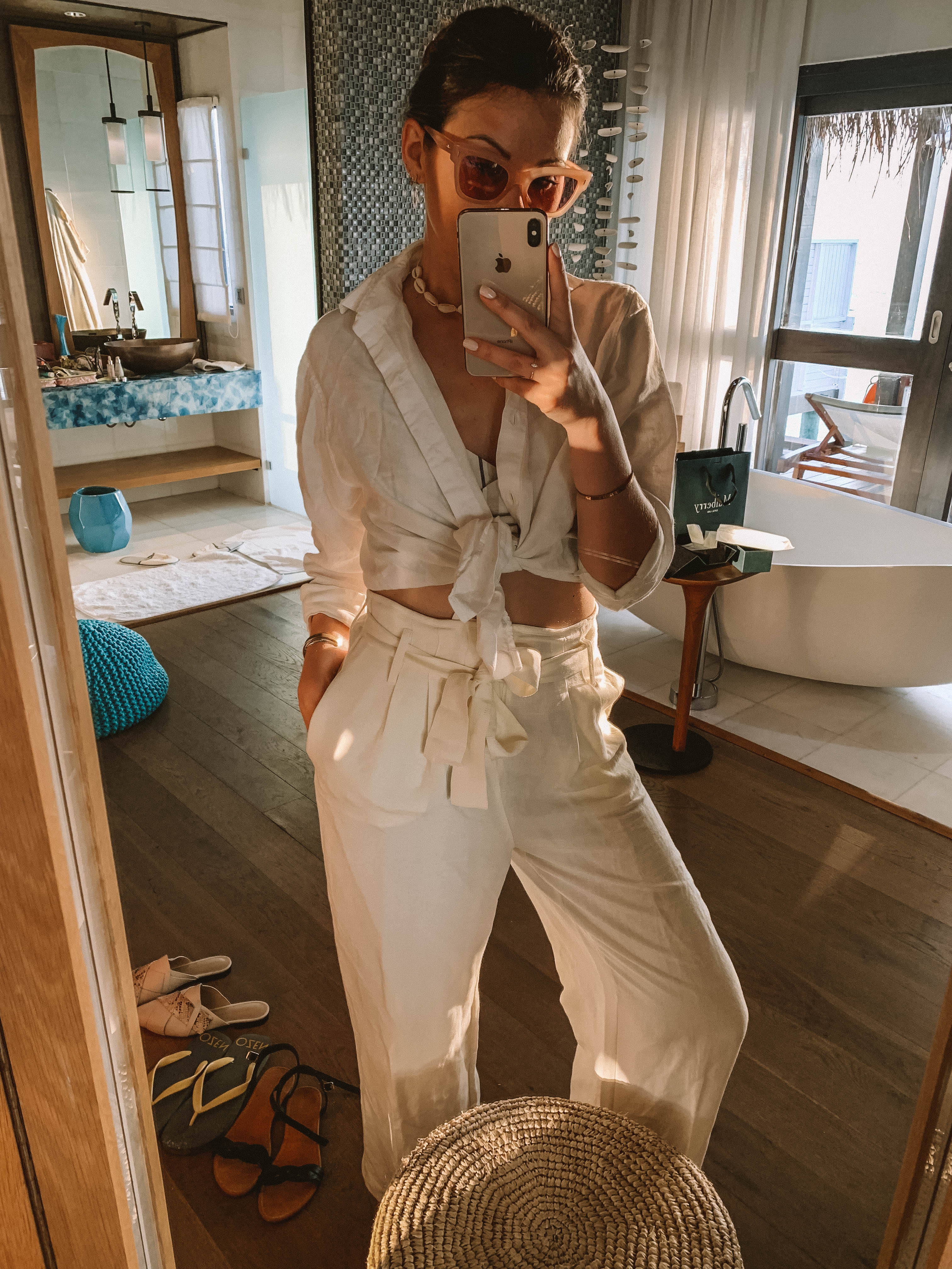 outfit for maldives