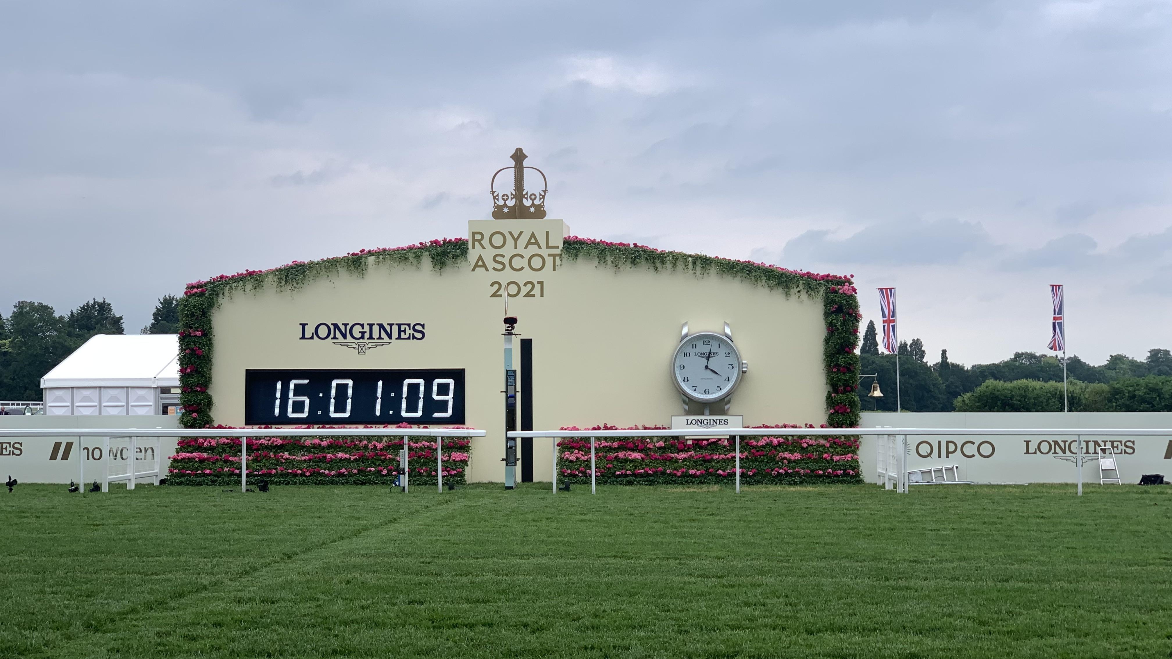 Ascot 2021/Longines