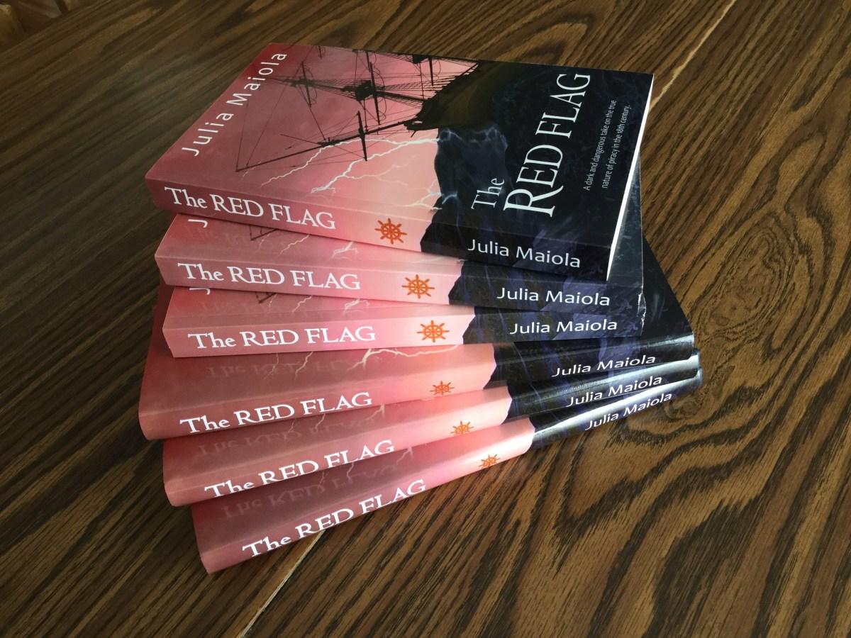 the red flag novel