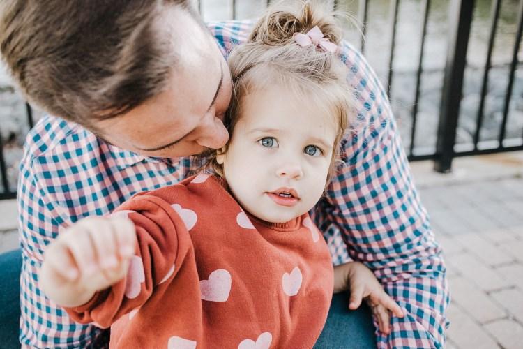 Hoboken - Lifestyle family photo session