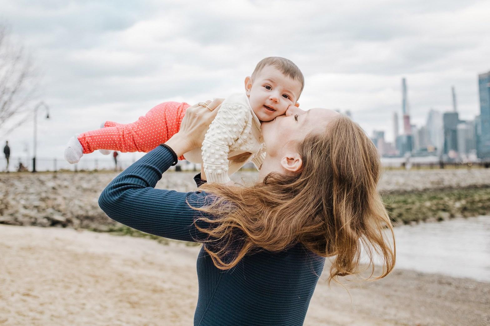 mother daughter in hoboken New Jersey