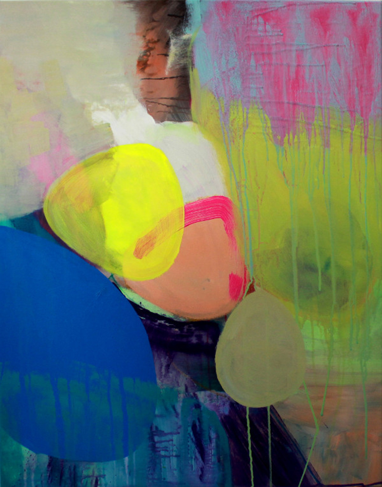 abstract painting | julia mink