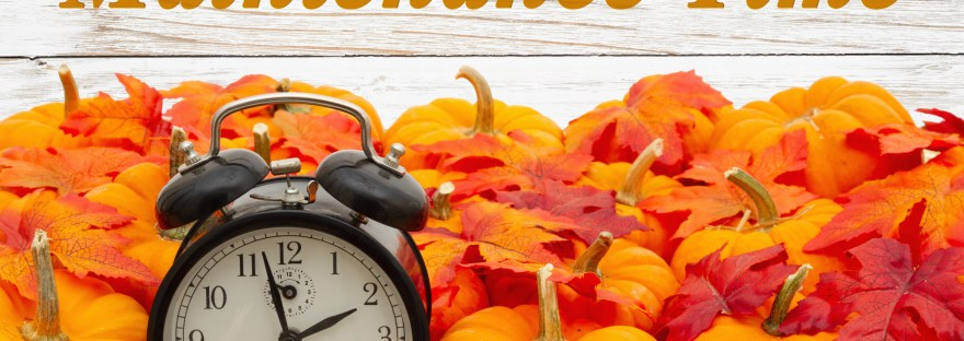 Fall home maintenance projects