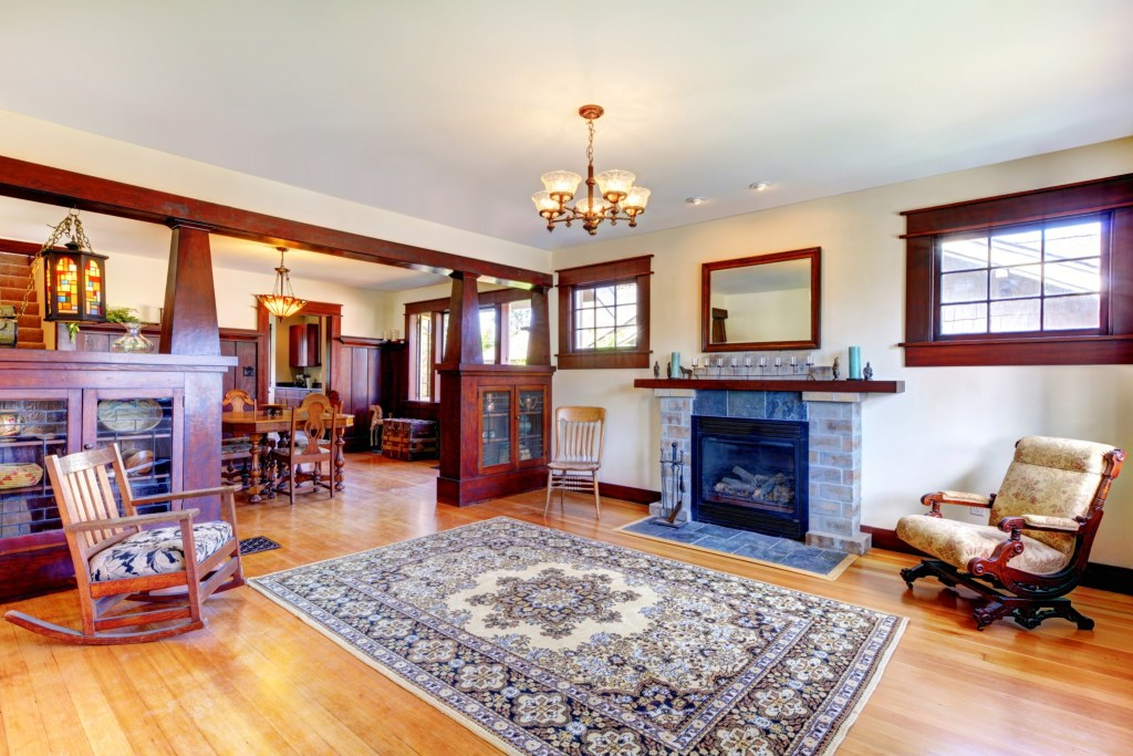 The Craftsman is one of the most popular home architectural styles.