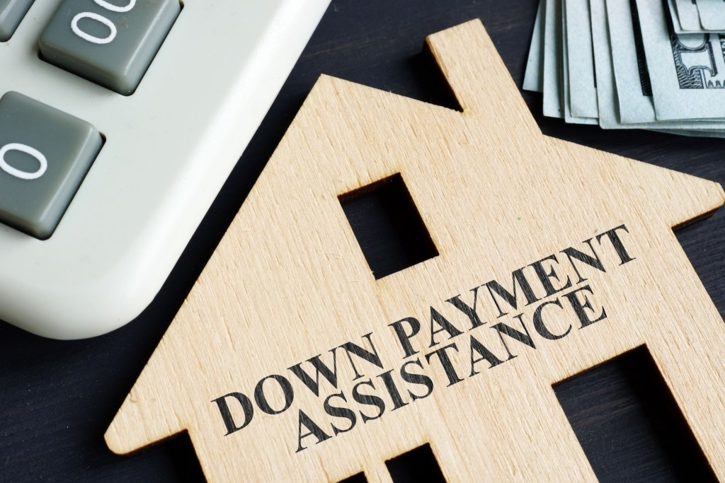 Be sure to ask potential mortgage lenders about down payment assistance.