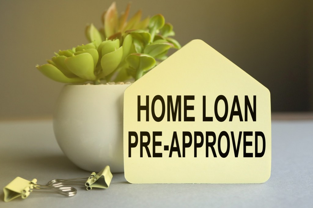 A pre-approval letter from your lender is crucial in a seller's market.