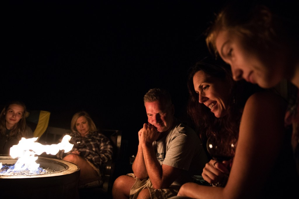 Fire pits may be restricted by HOAs.