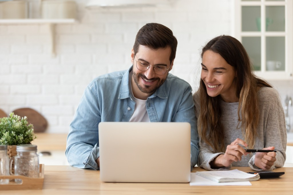 Making an offer on a house is much more successful when you've been pre-approved.