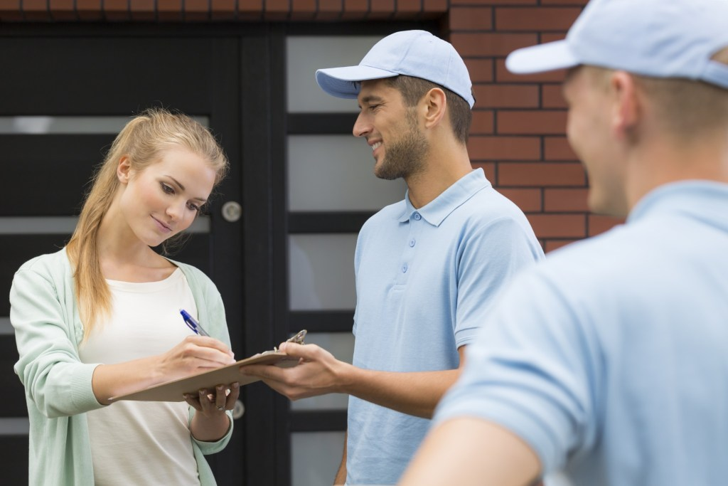 Hiring help for your move can make things much easier.