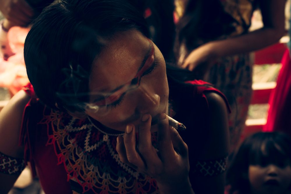 feminist indigenous women warrior strength amazonian voice