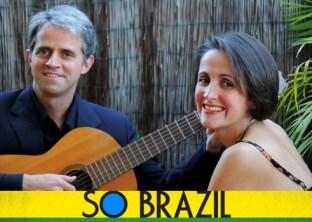 SO BRAZIL photo logo