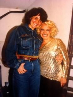 Juliana Areias and Claudete Soares 1992