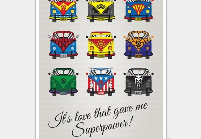 Kombi, Super K