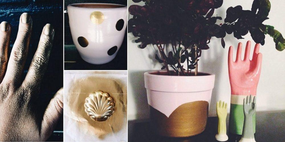 Neste vídeo, ensino a fazer vasos pintados cheios de estilo e super fácil. Além de outras inspirações e dicas para deixar sua casa linda.