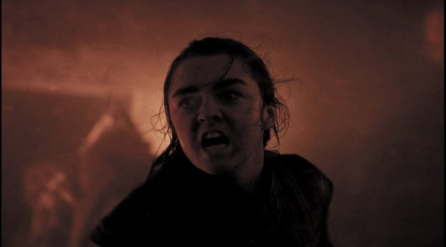 The Battle of Winterfell - Arya Stark