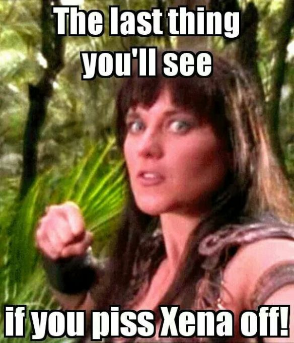 Xena punch