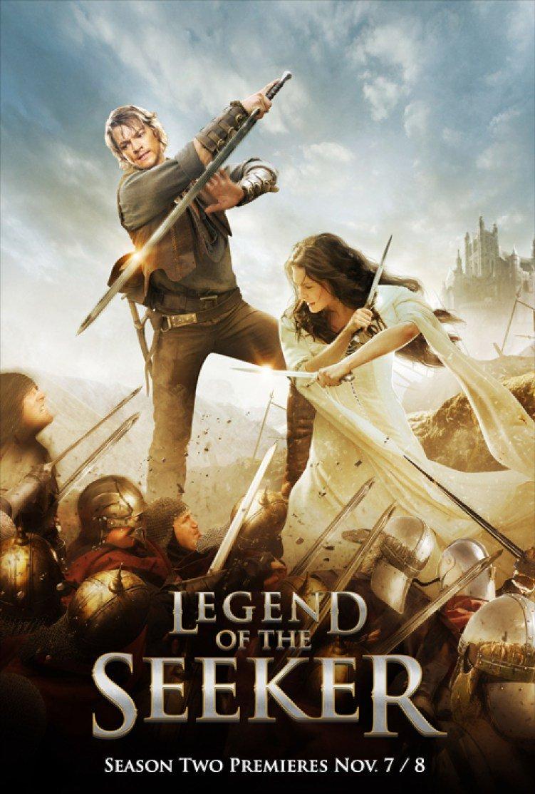 Legend of the Seeker: Richard and Kahlan