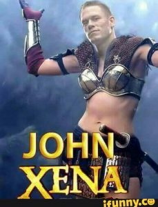 Xena Meme John Xena