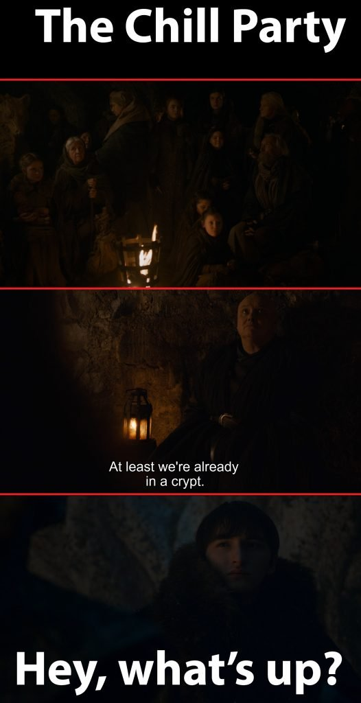 meme got what is bran on?