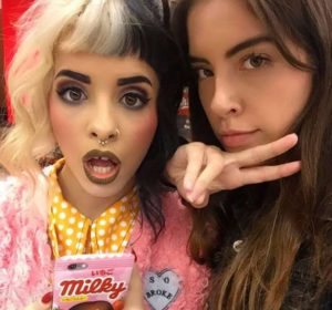 Melanie Martinez and Timothy Heller