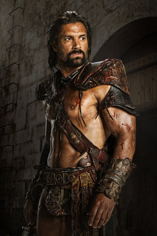 Spartacus: War of the Damned. Crixus