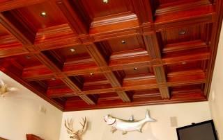 Ocala,FL Coffered Ceiling