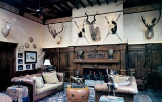 San Angelo TX Trophy Room