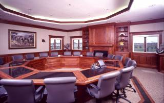Wakasau, WI Board Room