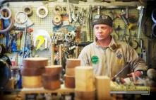 Andy Coates Professional Woodturner