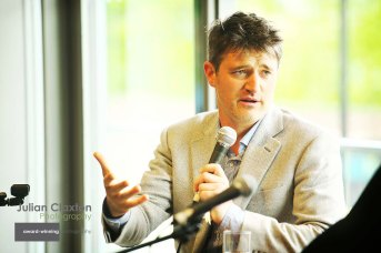 Spotlight on Business at The Theatre Royal Norwich with Tom Chambers