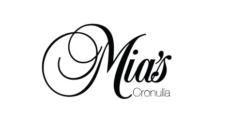 Mias Cronulla Business Card Front