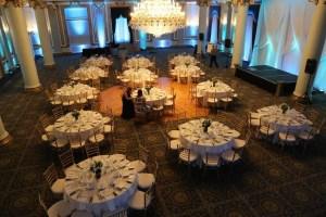 le Windsor room set up