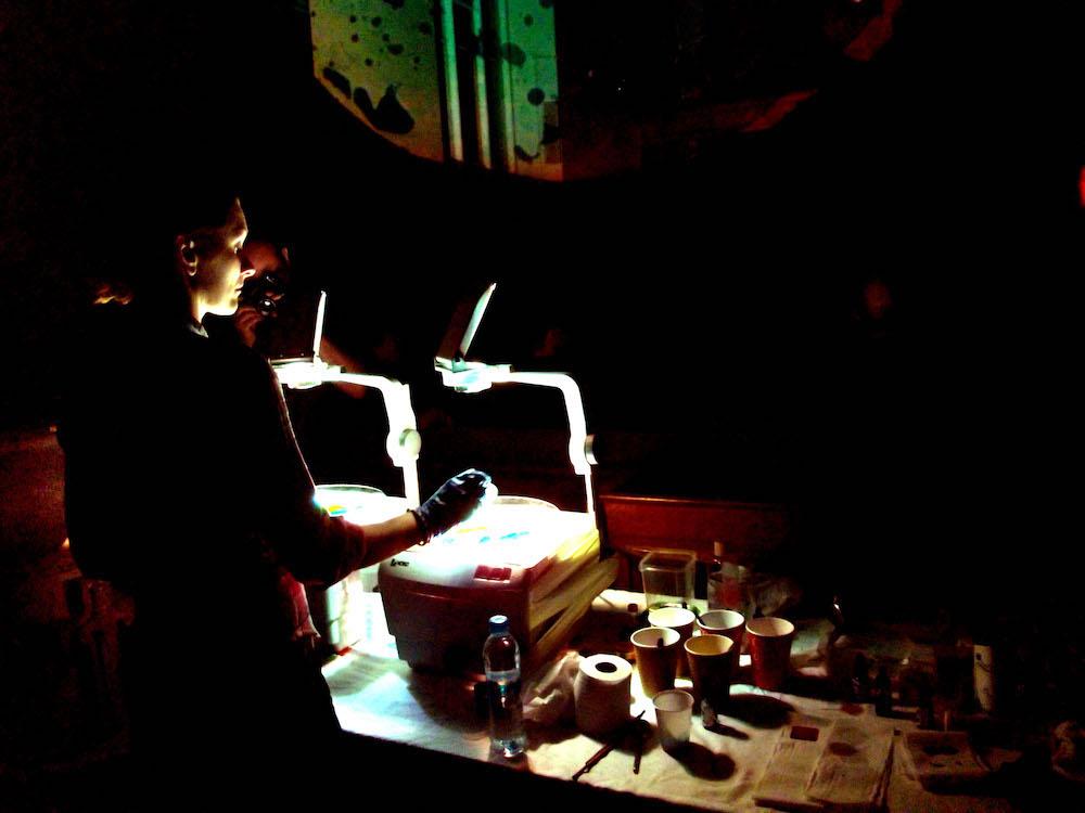 Julian Hand - Branchage Film Festival, Jersey